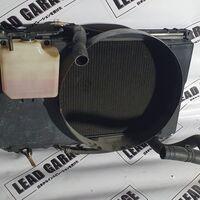 Радиатор двс в сборе Toyota Mark2 Chaser Cresta 1g-fe GX90 #10