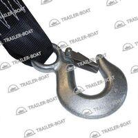 Лебедка ручная барабанная для прицепа Rock 1135 кг