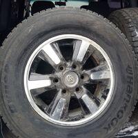 245/70R16 Полный комплект шин!