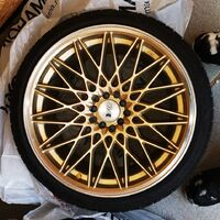18  диски f1r wheel model f23 5х100,5х114, лето 225/40/18