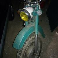 Мотоцикл иж планета 3 на запасти