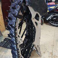 Гусеничный комплект тимберслед 120 для мотоцикла
