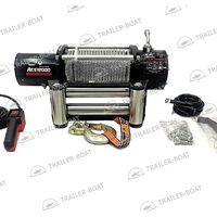 Лебедка автомобильная электрическая, 24V RockWinch RES 12000 LBS