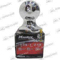 "Шар фаркопа 1-7/8""/1""/2-1/8"" 907 кг Master Lock, 57-7503"