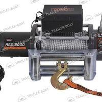 Лебедка автомобильная электрическая, 12V RockWinch RES 12000 LBS-SC