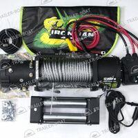 Лебёдка автомобильная электрическая Ironman 4x4 Monster Winch 9500lbs