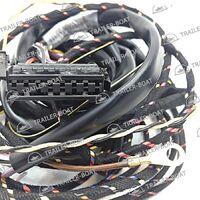 Штатная электрика к фаркопу 7-pin Mercedes GL-Class x166 2012-ХХ