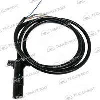 Штепсельная вилка 6 контактов, кабель 8', 50-61-108