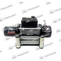 Лебедка автомобильная электрическая, 12V RockWinch RES 12000 LBS
