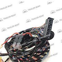 Штатная электрика для фаркопа toyota land cruiser 200 hak-system