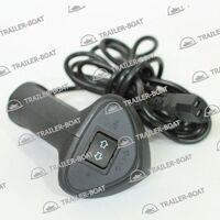 Лебедка автомобильная электрическая 6000 LBS 2721 кг, 12V