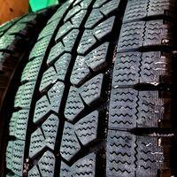 Шины 225/70/16 Bridgestone Blizzak W979 LT, износ 5%. Без пробега в РФ
