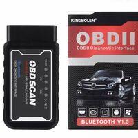 Диагностический адаптер OBD2 V 1.5 Bluetooth
