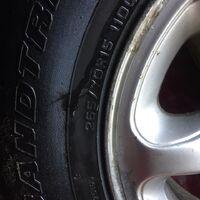Резина Dunlop Grandtrek sj6