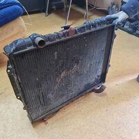 Радиатор охлаждения Pajero V44w/V24w/4D56t/под МКПП/1994г