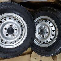Bridgestone Blizzak VL1 165/80R13