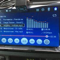 "Автомагнитола для Toyota 2 din HD-экран 7"""