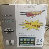 Dvd- 7911сенсорная панель