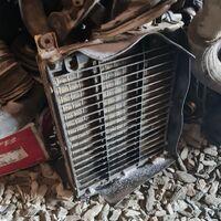 Радиатор кондиционера Delica PE8w/ 4m40t/