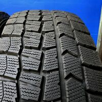 Шины 215/55/16 Dunlop Winter Maxx WM02, износ 1%. Без пробега по РФ