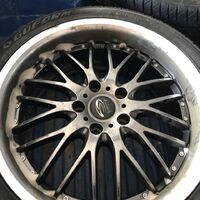 Красивые колёса R18 большая пятерка