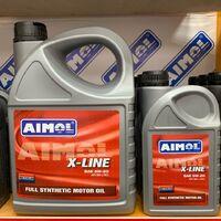 Синтетическое масло aimol (голландия) x-line 5w-20 ilsac gf-5 4l