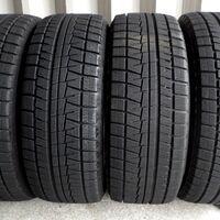 Шины 225/45/17 Bridgestone Blizzak Revo GZ, износ 5-10%, Japan