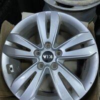 R17 (5-114.3) комплект оригинальных литых дисков KIA
