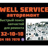 Автомастерская well service