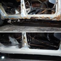 Сварочные кузовные работы, ремонт глушителейлей