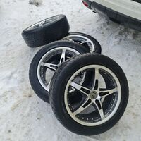 Диски с резиной 225/55/R18 Mark/Chaser/Crown
