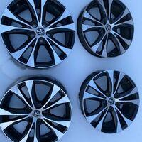 Toyota R18 оригинал диски