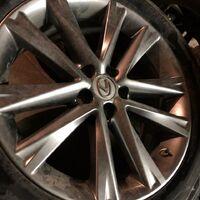 Оригинальный комплект от Lexus RX350/400