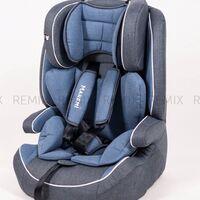Автокресло 9-36 кг MAREMI GJ999 Серый/синий
