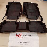 Коврики 3D фирмы Koonka на Тойота C-HR