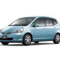 Документы Honda Fit GD4