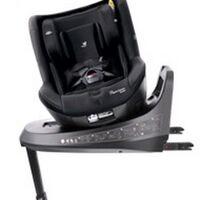 Автокресло Daiichi One-FIX 360 Premium Black, цвет премиальный черный