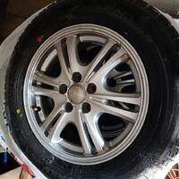 Комплект колес на 15