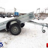 """Прицеп """"Квадро"""" Off-Road кузов 2,5х1,5 м (без тента)"""