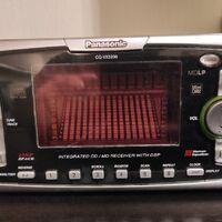 Продам магнитолу Panasonic