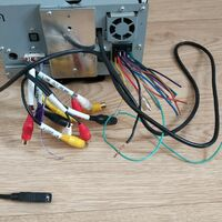 Автомагнитола JVC KW-AVX900