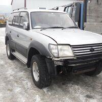 Toyota Land Cruiser Prado 2001год в разбор без пробега по РФ куз KDJ95