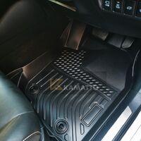 Авто коврики 3D Kamatto для Toyota Harrier 2014  опт и розница