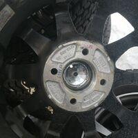 Литые диски Exceeder c рынка Японии R13 4×100 5j +35.