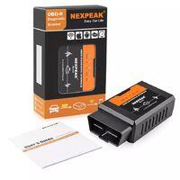 Автомобильный сканер nexpeak wi-fi elm 327 v1.5 obd2 (чип pic18f25k80)