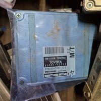 Блок управления двс Corolla CE114/ 2C
