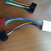 кабель подключения автомагнитолы