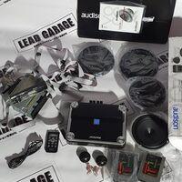 2х-компонентная акустика Audison VOCE AV K6, Новая. Оригинал