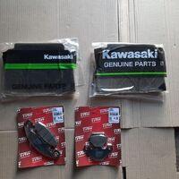 Запчасти к мотоциклу Kawasaki ZZR250: фильтры, колодки, поворотники