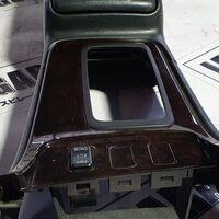 Подлокотник в сборе (бардачок) Toyota Cresta Mark2 Chaser GX90 #10